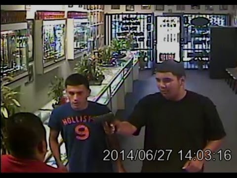 Armed store owner foils Calif. teen's robbery