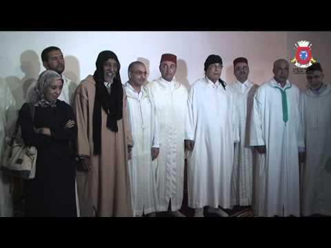 كلمة رئيس جماعة تيزنيت في ملتقى الفكر الصوفي