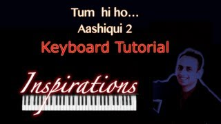 Tum Hi Ho-Aashiqui 2-keyboard/piano Notes(only Melody