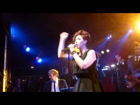 Robin McKelle & the Flytones - Stax Soul Session - 1 (Cabaret Sauvage - Paris - September 7th 2014)