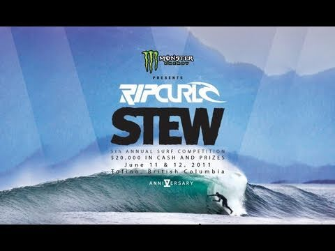 The Rip Curl 2011 Stew Collection - Groms Profile
