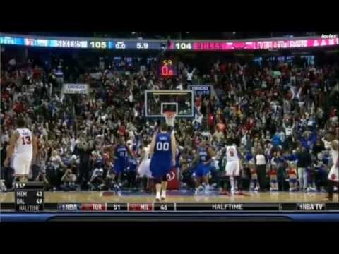 NBA Spencer Hawes Clutch Shot vs Chicago Bulls