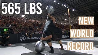 Nervous Moments & World Record Squat - 4 Weeks To World's Strongest Man