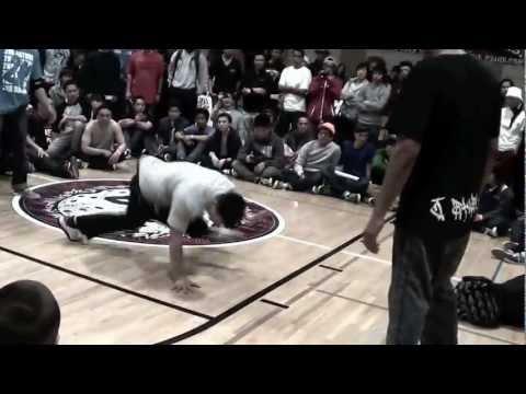 Bboy Vincanity Demo Reel 2011
