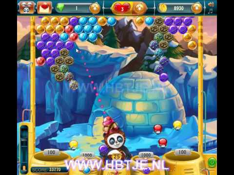 Bubble Origins level 18