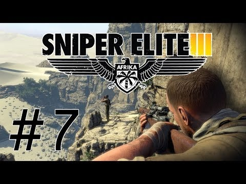 Who Is The Officer? (Sniper Elite 3 #7)