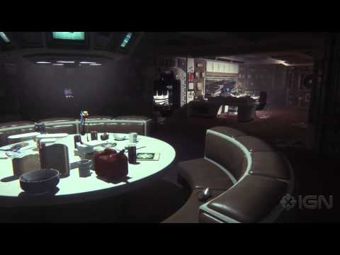 Alien: Isolation Gameplay Commentary