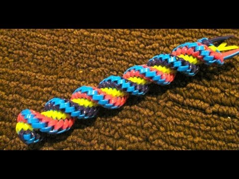Corkscrew Supertwist Stitch Doing The Stitch Youtube