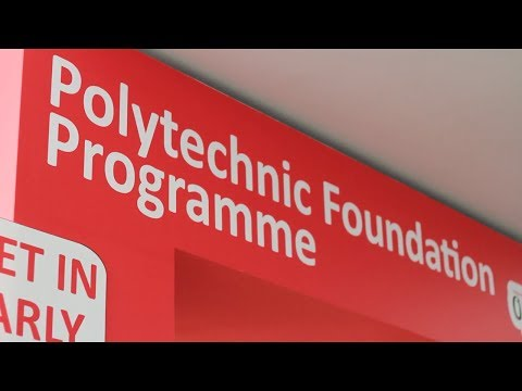 Temasek Polytechnic Foundations Programme News Package