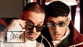 Bad Bunny and J Balvin Talk Upcoming Joint Album and the Rise of Latin Trap   Complex Cover