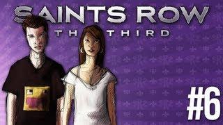 Skkf & Madzia: Saints Row: The Third #6 KAMERKA!