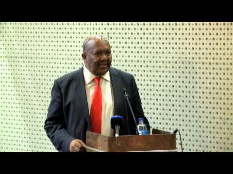 Minister Tsenoli Post SoNA Media Briefing#1
