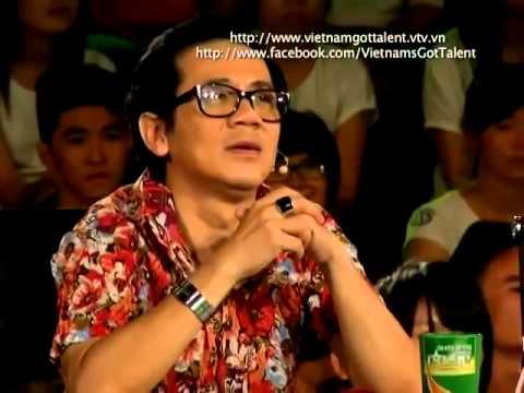 Màn biểu diễn phải rơi nước mắt VietNam Got Talent 2013