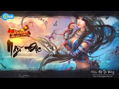 Tiêu điểm môn phái: Ngũ Độc - Tiếu Ngạo Giang Hồ 3D (http://tieungao.vn)