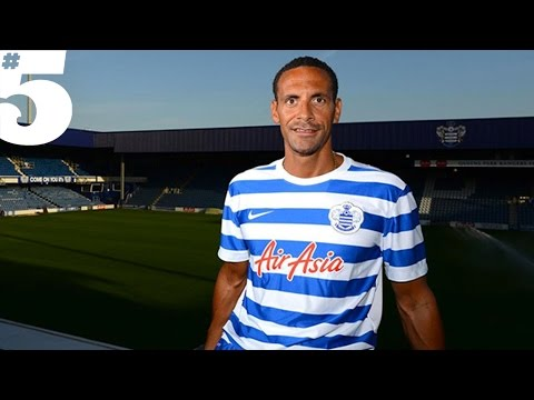 Rio Ferdinand Signs for QPR