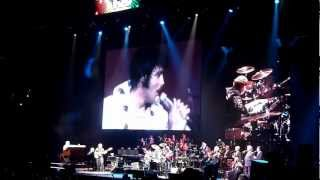 Elvis The Concert Fedex Forum 35th Anniversary Memphis 16th August 2012