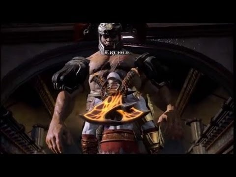 God Of War 3 (ITA) Parte 14 HD -BOSS ERCOLE