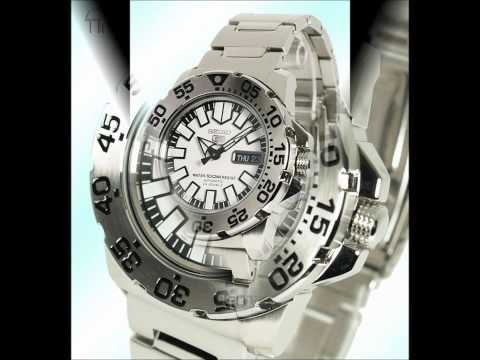 SNZF45K1 Seiko Sports Baby Monster White Face