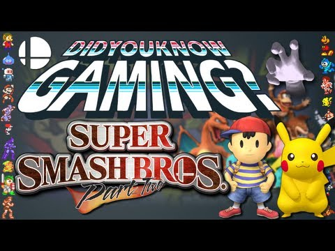 Super Smash Bros Part 2 - Did You Know Gaming? Feat. Yungtown