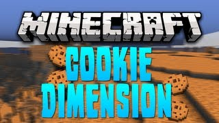 Minecraft Mods - Cookie Dimension | Cookie Ore (HD)