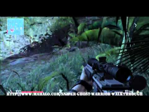 Sniper: Ghost Warrior Walkthrough - Mission 10: The End is Near...2/2