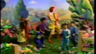MACDONALD'S COMMERCIAL   1992   DO YOU BELIEVE IN MAGIC
