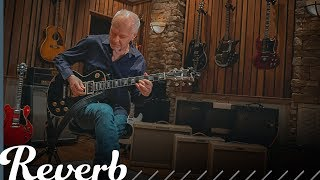 "Lost & Found: Peter Frampton's ""Phenix"" 1954 Les Paul Custom 