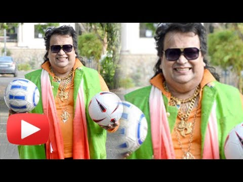 Watch Bappi Lahiri FIFA World Cup 2014 Song