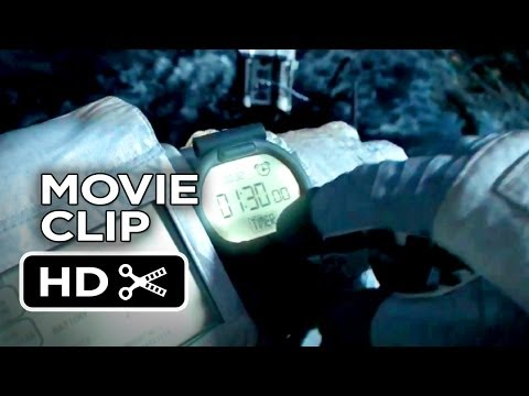 Gravity Movie CLIP - 90 Minutes (2013) George Clooney, Sandra Bullock Movie HD