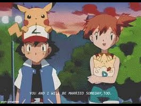 Ash and misty have sex foto 35