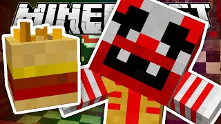 Minecraft | FIVE NIGHTS AT MCDONALDS?!
