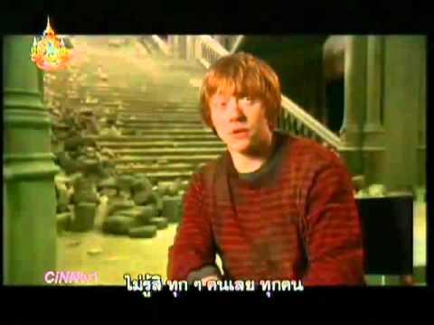 """Atores de Harry Potter dão adeus ao último filme da série (LEGENDADO) , """"....Nossa meu eu quase chorei,sérião....!!"""