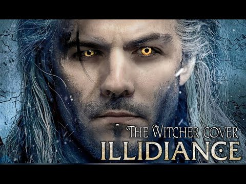 ILLIDIANCE   - Witcher Cover