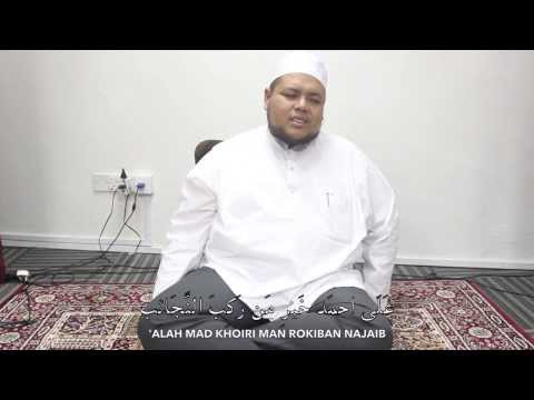 FUYO | TA' | Ustaz Zahid Zin | Rabi'ul Awwal