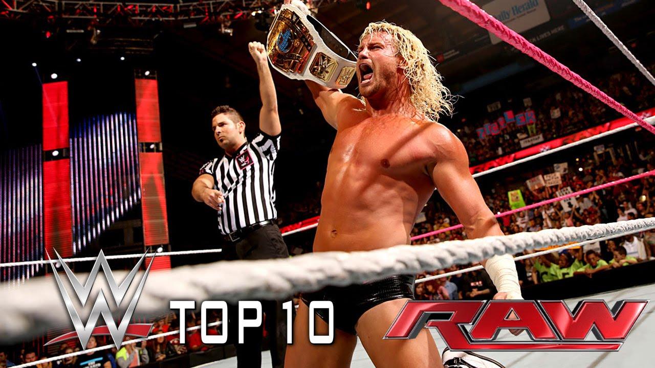 WWE Top 10 - Los mejores momentos de Raw 29-09-2014