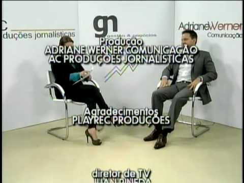 Antonio Borba fala sobre a Rede Magic na CWB TV em 31/03/2011 - Parte II