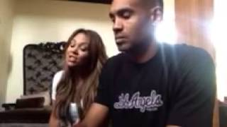 """Tamia Covers Frank Ocean's """"Thinking Bout You"""" With Grant"""