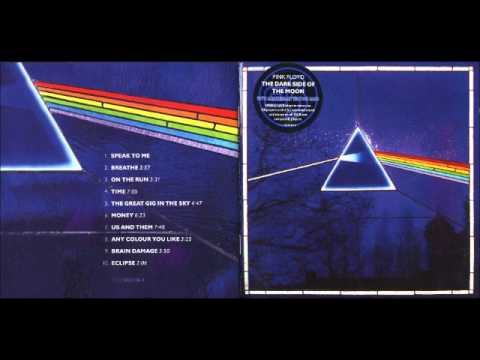 Pink Floyd - Dark Side Of The Moon-Full Album-HQ
