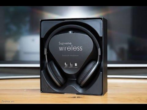 Tinhte.vn - Trên tay tai nghe không dây kết nối Bluetooth 4.0 Elecom LBT-OH100BK