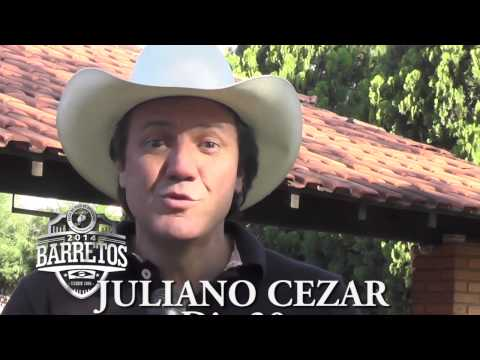 18/08/2014 - CHAMADA SHOW JULIANO CEZAR - 30/08/2014