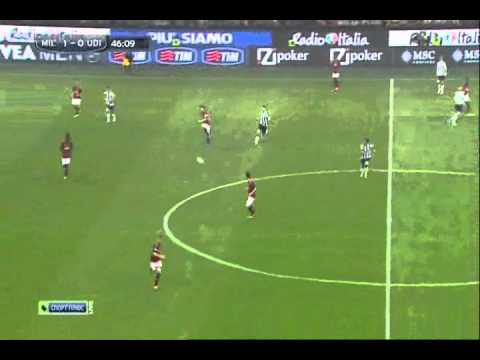 Riccardo Montolivo vs Udinese