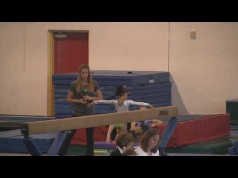 Alessa Louie Gymnastics Level 4 - Airborne 11-9-2013