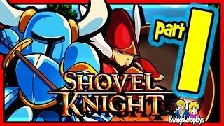 Shovel Knight Walkthrough Part 1 Steel thy Shovel!
