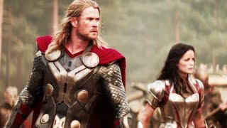 Thor 2 Trailer 2013 Official The Dark World Movie Trailer