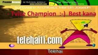 Tvice Kanaval 2014 via Telehaiti - SKANDAL