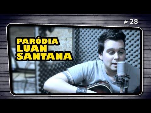 ME MASTURBANDO | Paródia Luan Santana - Te Esperando