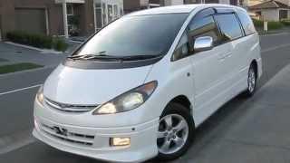 2000 Toyota Estima Areas L