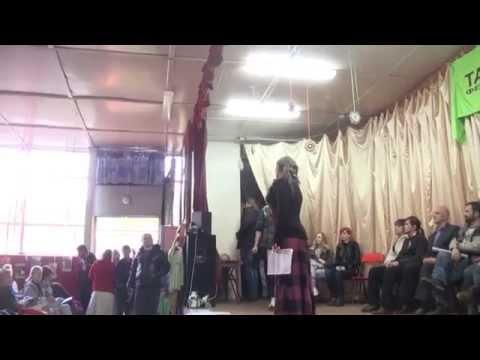 """00075 Фестиваль """"Тавале"""", представление тренеров 92 блока (09.05.2015)"""