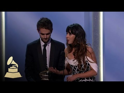 Zedd and Foxes Wins Best Dance Recording