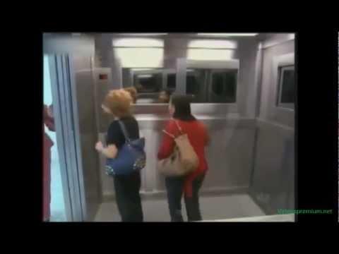 Broma – Niña fantasma en elevador